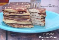 Ultimate Coconut Flour Pancakes – Paleo