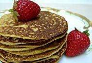 Flourless Pumpkin Pancakes