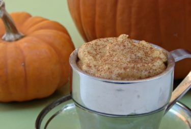 dairy and egg free pumpkin mousse gaps scd paleo