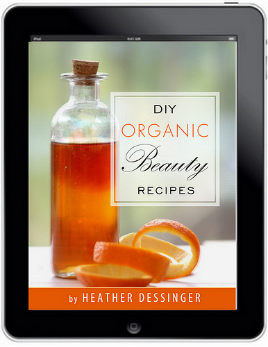 DIY organic beauty
