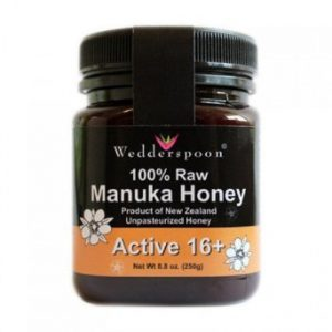 Manuka honey for acne!