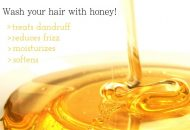 DIY Honey Shampoo