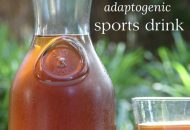 Adaptogenic Sports Drink: A better way to hydrate!