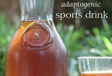 sports drink recipe