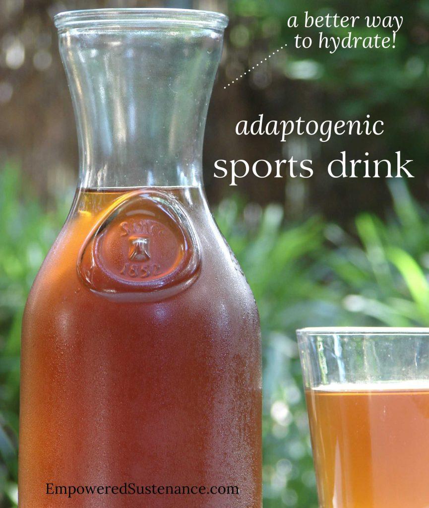 tulsi sports drink