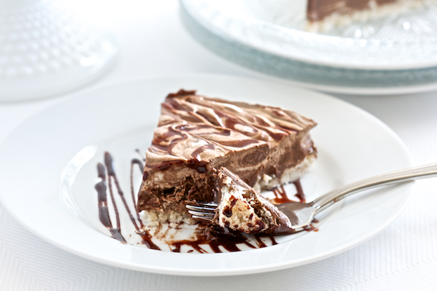 Creamy Chocolate Coconut Pie | GI 365 14