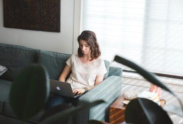 me blogging