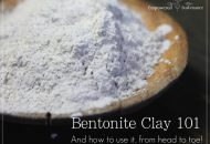 Bentonite Clay 101 + 15 Head-to-Toe Uses