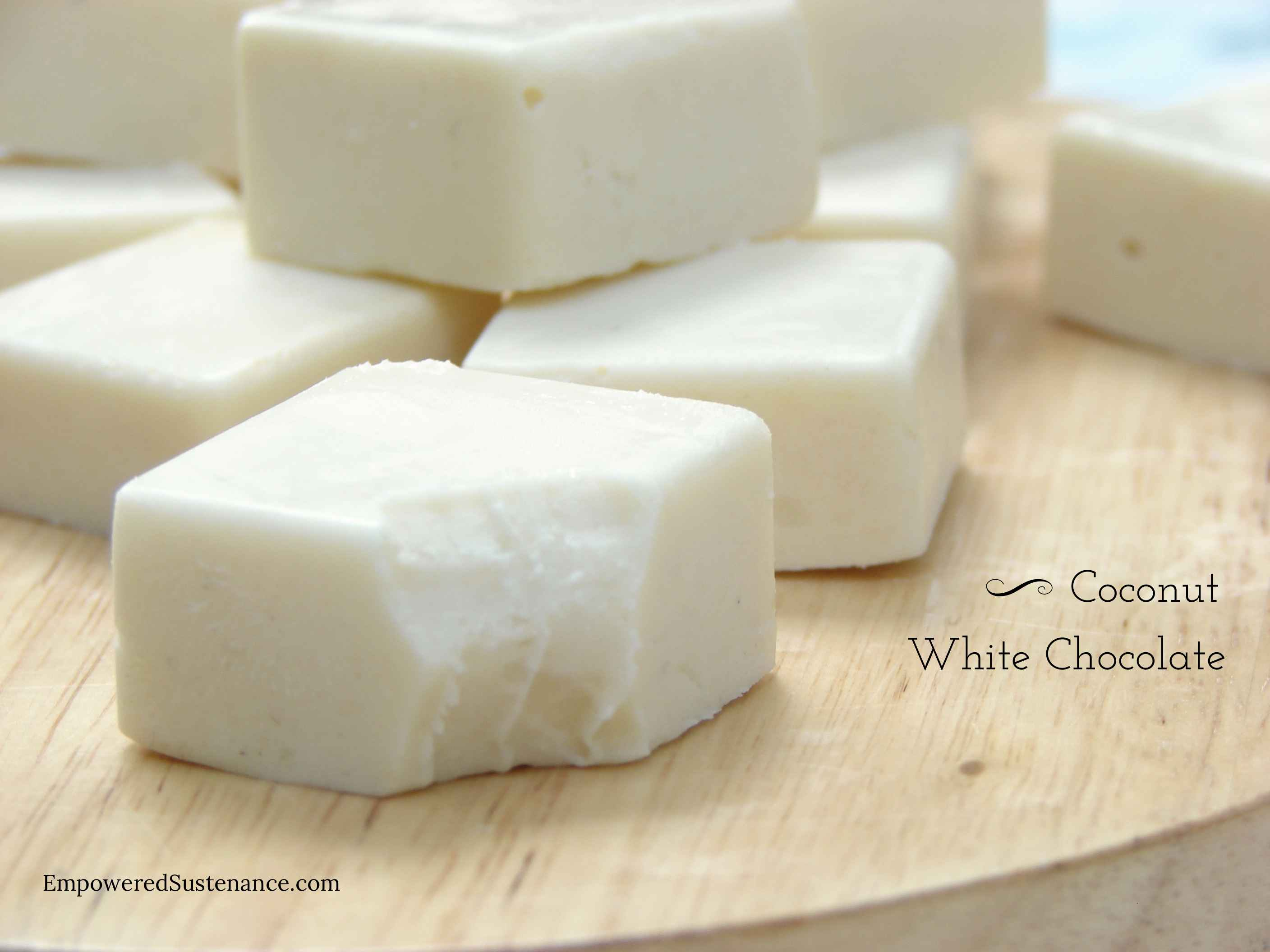 print coconut white chocolate fudge serves makes about 24 chocolate