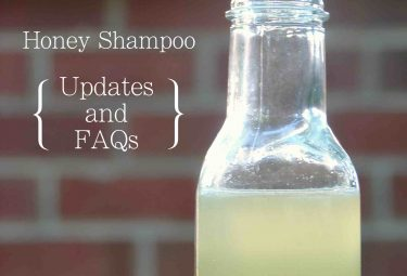 honey shampoo updates
