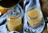 Dairy Free Caramel Sauce {Only 3 Ingredients!}