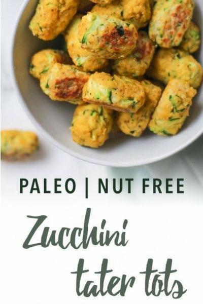 image of paleo zucchini tater tots