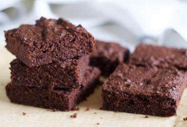 Coconut Flour Brownies | Paleo Brownies