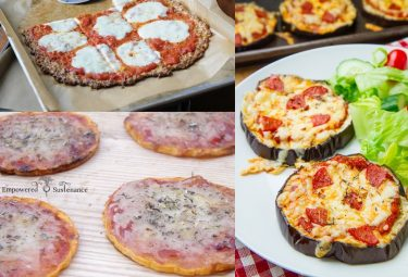 paleo pizza crusts featured