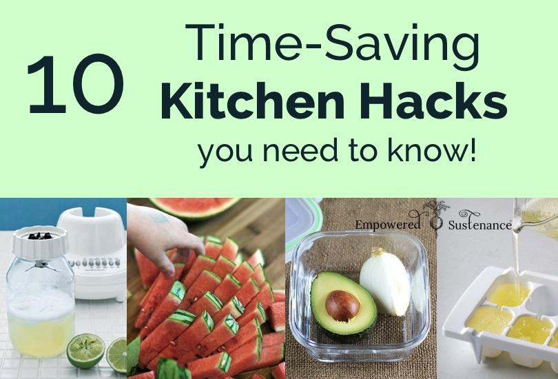 15 brilliant kitchen hacks