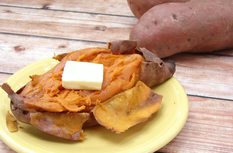 The Foolproof Way To Bake A Sweet Potato Perfectly