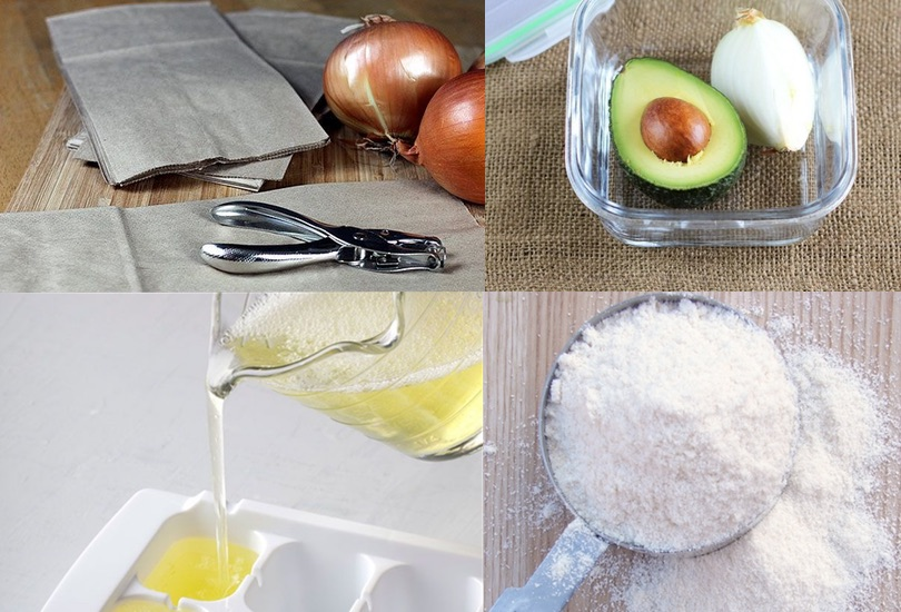 real food kitchen hacks