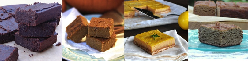 coconut flour recipes bars