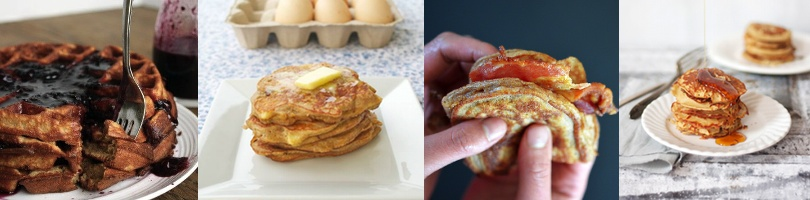 coconut flour recipes pancakes 2