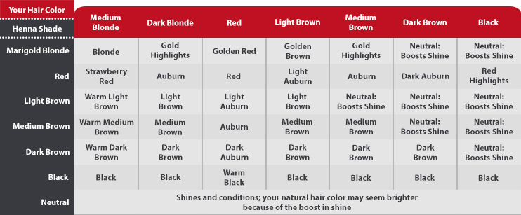 Paint Color Mixing Chart Blonde Hair