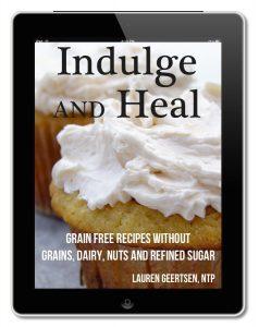 Indulge and Heal digital cover new