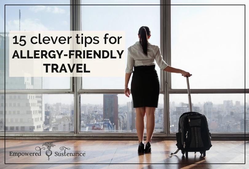 allergy friendly travel