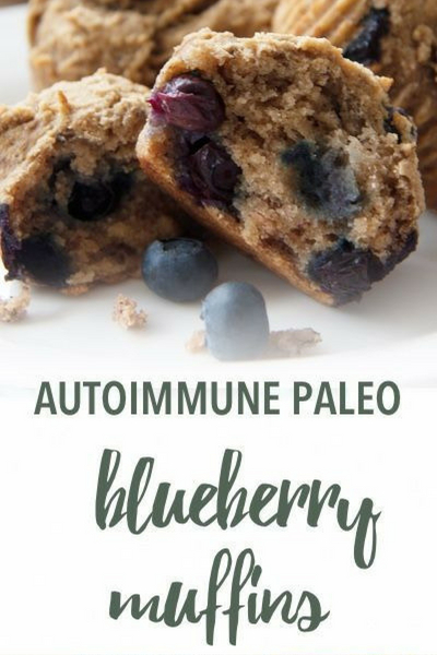 image of autoimmune paleo muffins