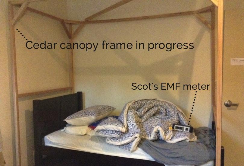 canopy frame