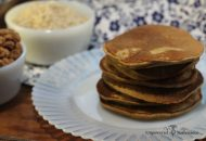 Introduction to Tigernut Flour + Tigernut Flour Pancakes
