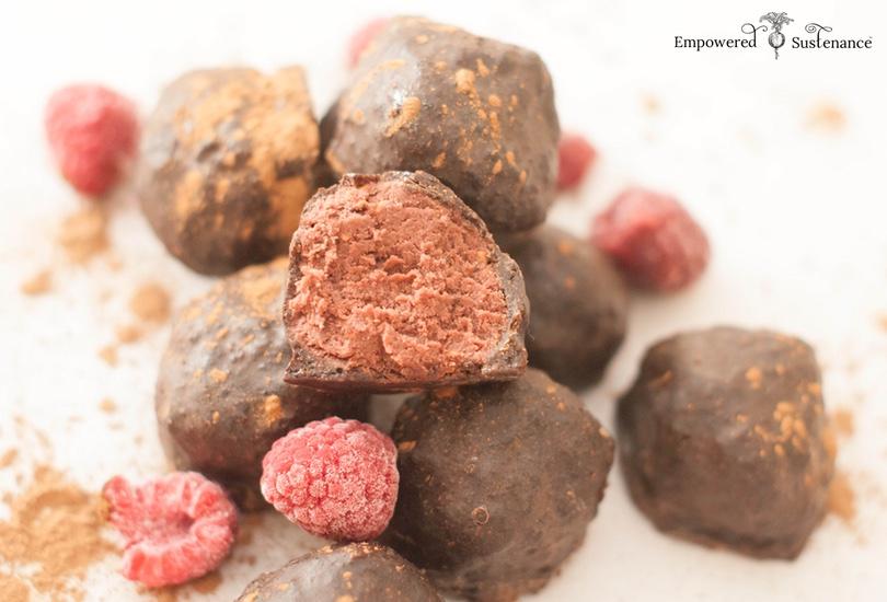 carob truffles (dairy/grain/nut free)