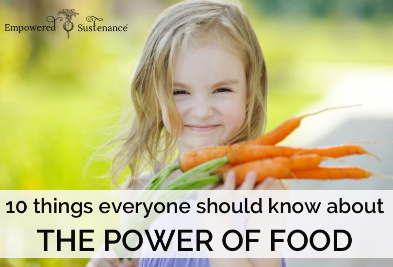 10 Things Everyone Should Know About The Power Of Food