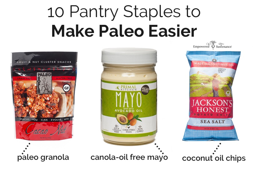 paleo convenience foods