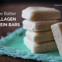 Cake Batter Collagen Protein Bars