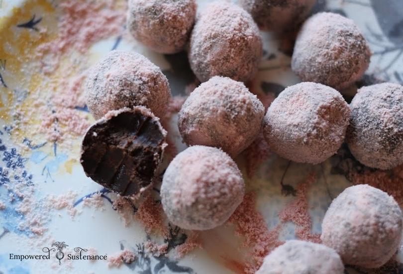 paleo truffles 3