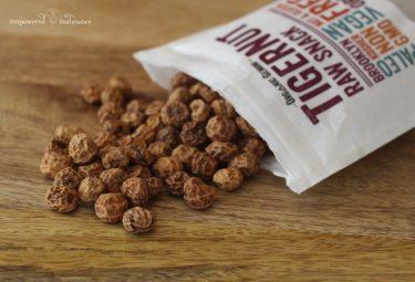 Paleo drop biscuits, featuring nutrient-dense tigernut flour