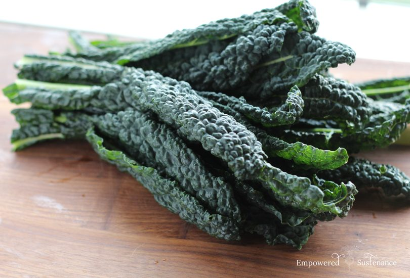 The best sauteed kale recipe