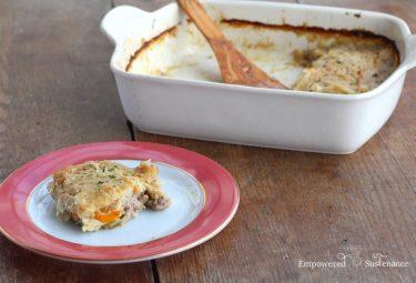 paleo shepherd's pie recipe