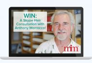 Win a Personal Hair Consult with Anthony Morrocco