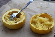 How to Perfectly Bake Spaghetti Squash