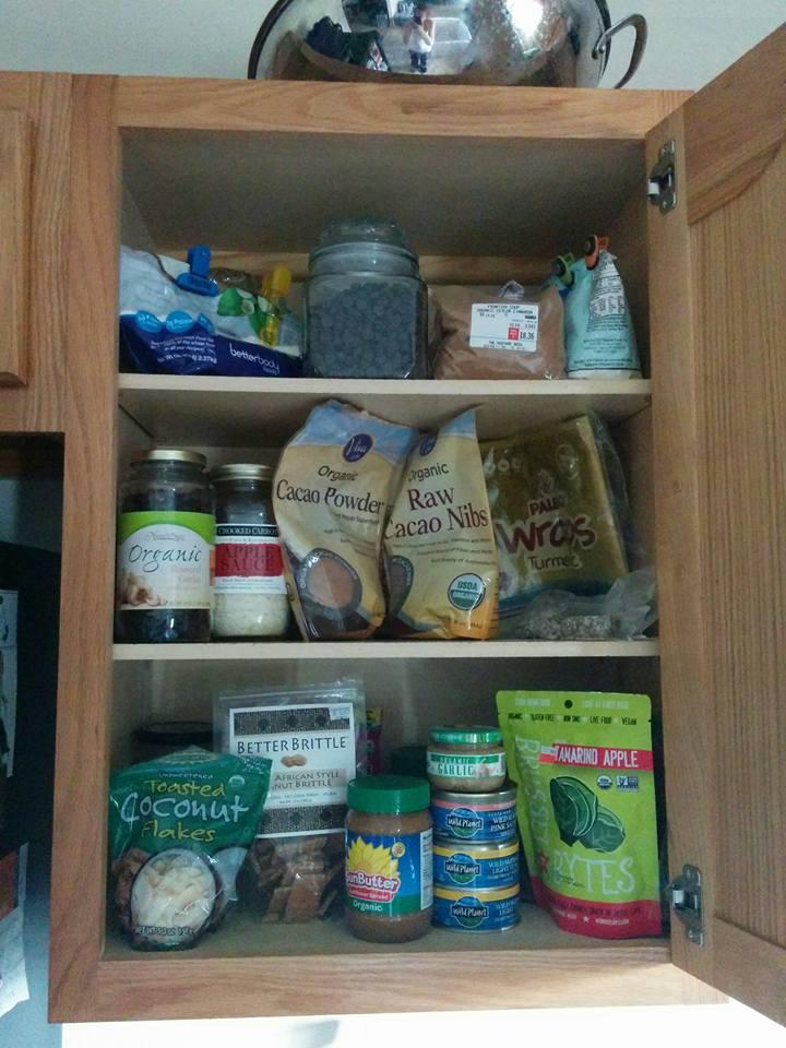 my cupboard