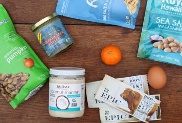 paleo snack foods (or, how not to starve while traveling)