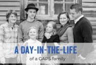 A Day in the Life of a GAPS Family