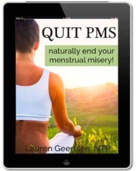 Quit PMS by Lauren Geertsen