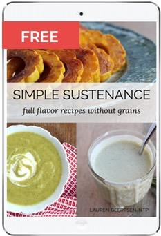 Steps for Sustenance by Lauren Geertsen