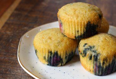 paleo collagen protein muffins