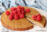 Flourless Plantain Cake Recipe
