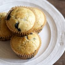 paleo collagen protein muffins 2