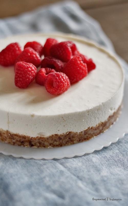 paleo lemon cheesecake recipe