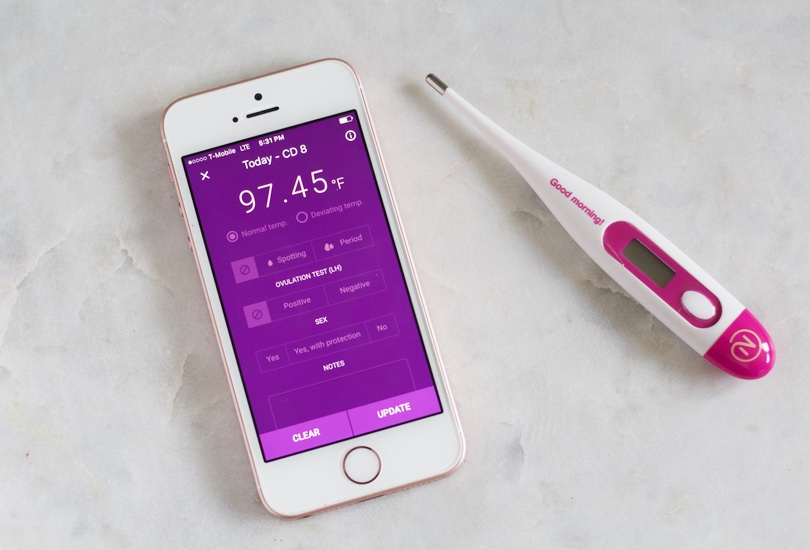 How to track your cycles for non hormonal birth control