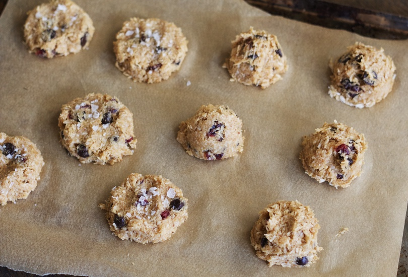 coconut cardamom cookies 5